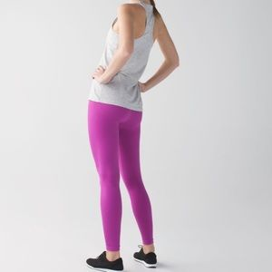Lululemon Zone In Tight Ultra Violet Size 4
